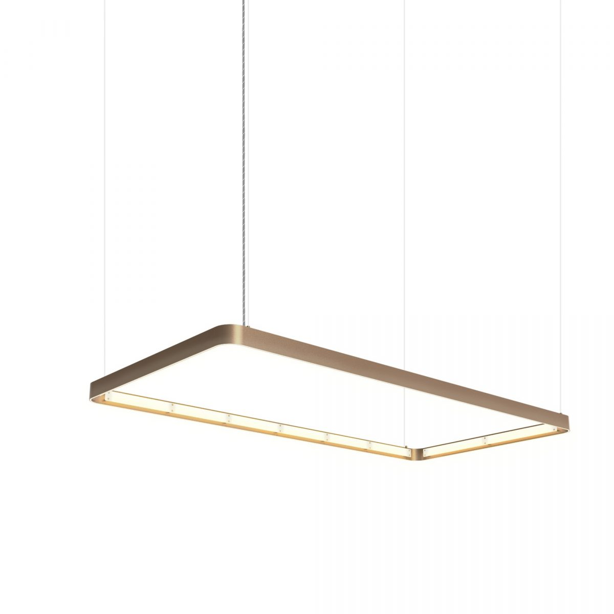 JSPR Eden Deco 75×150 Bronze Rectangle