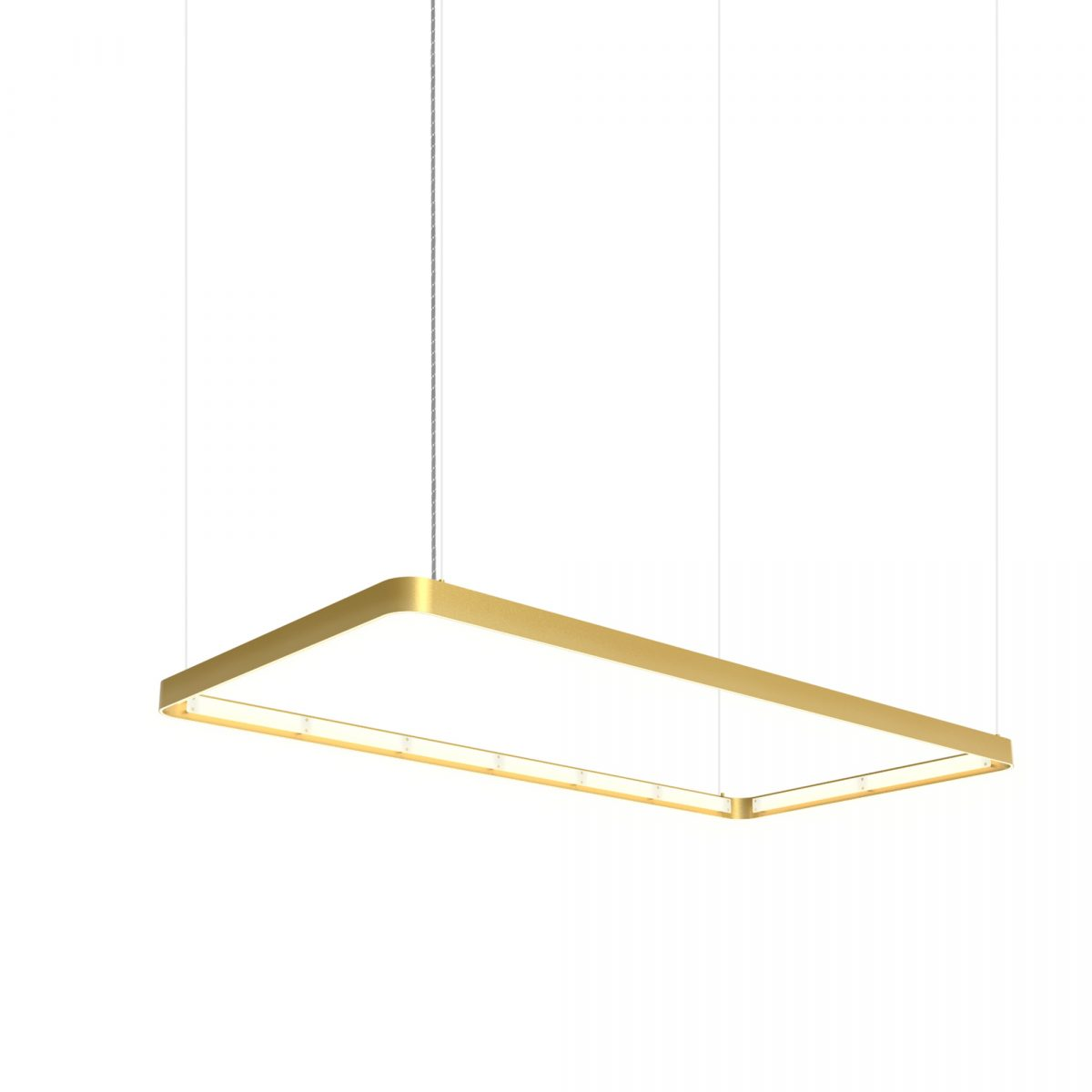 JSPR Eden Deco 75×150 Gold Rectangle