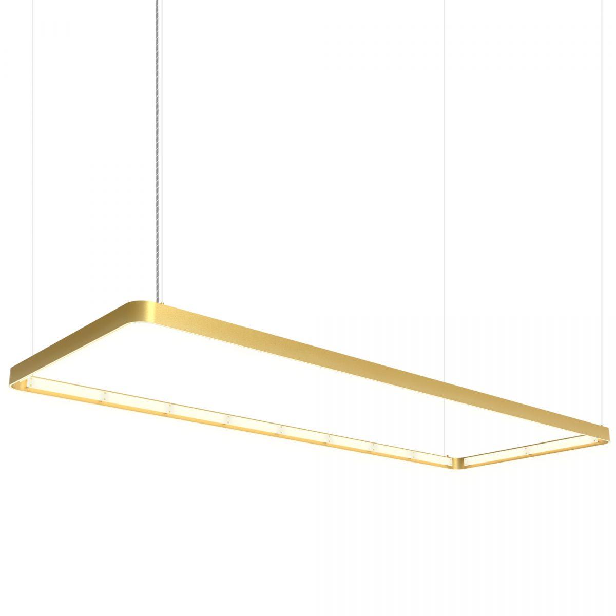 JSPR Eden Deco 75×200 Gold Rectangle