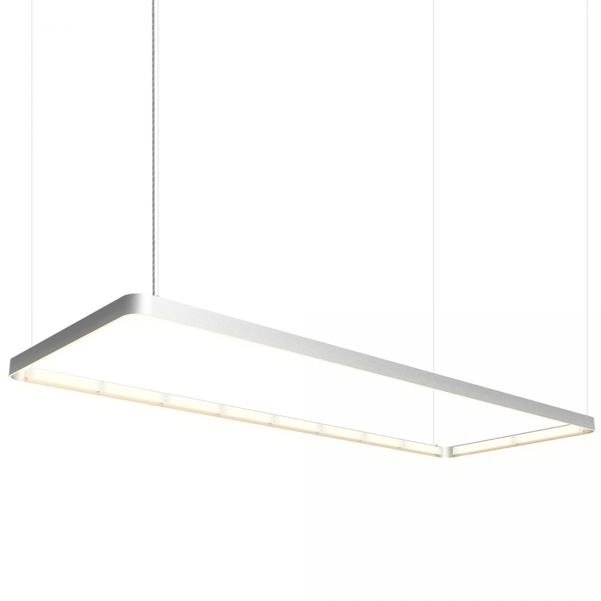 JSPR Eden Deco 75×200 Silver Rectangle