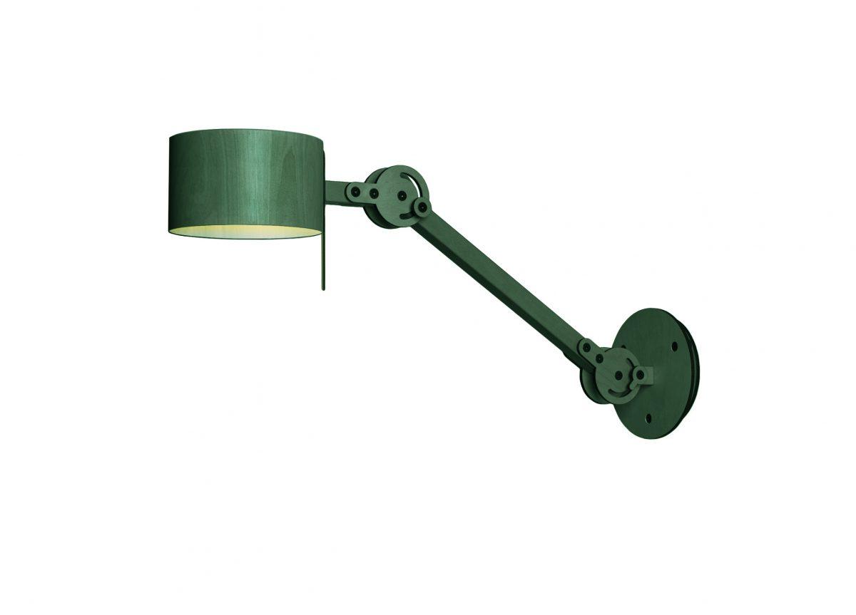 24mm Circle Arc Wall Lamp GREEN
