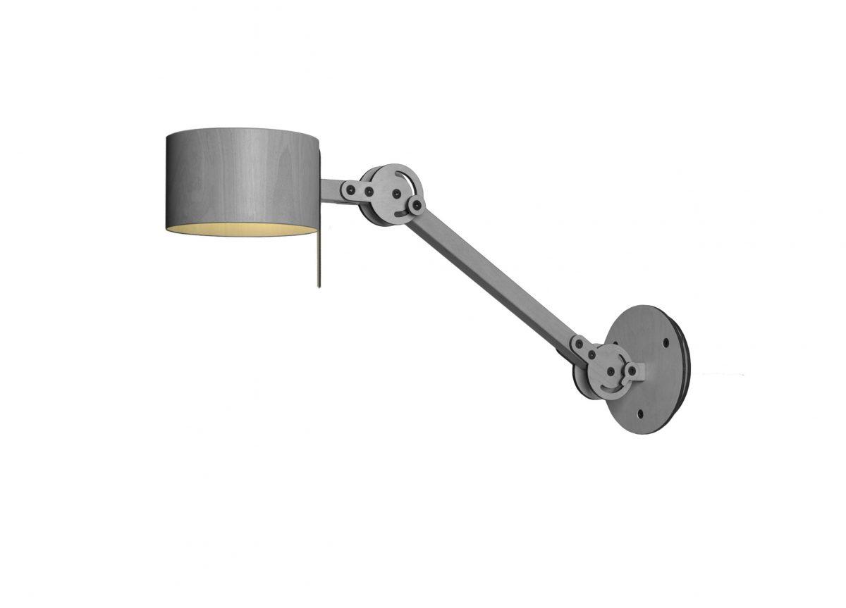 24mm Circle Arc Wall Lamp GREY