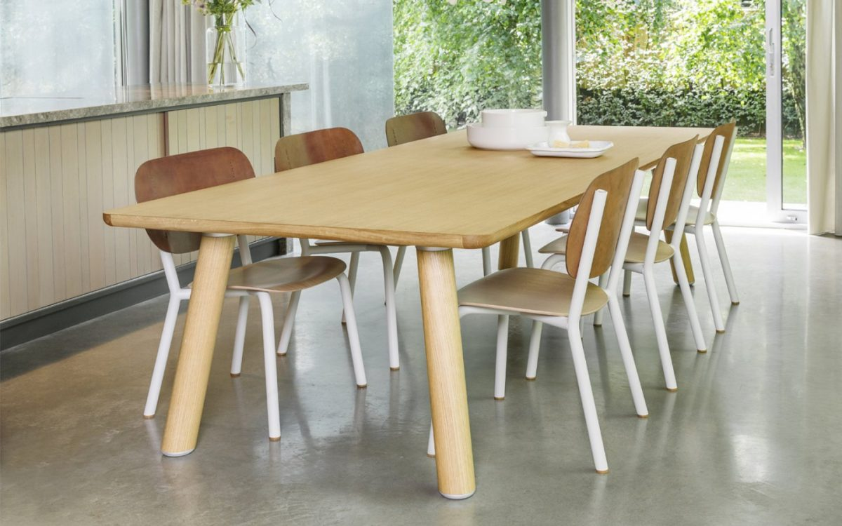 Air Wooden Table