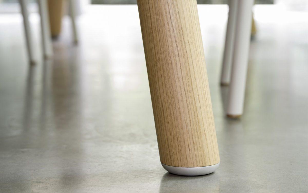 Air Wooden Table Leg
