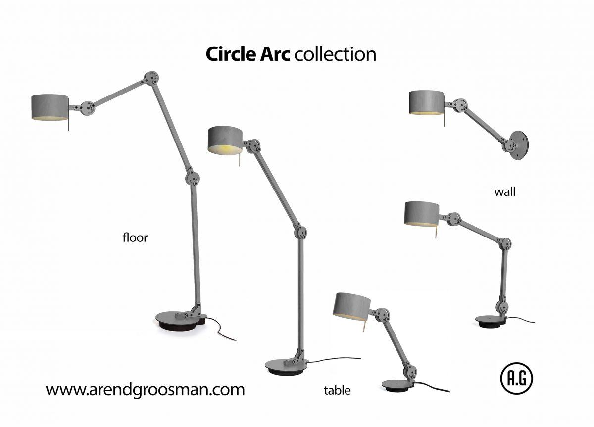 Circle Arc Collectie Overzicht