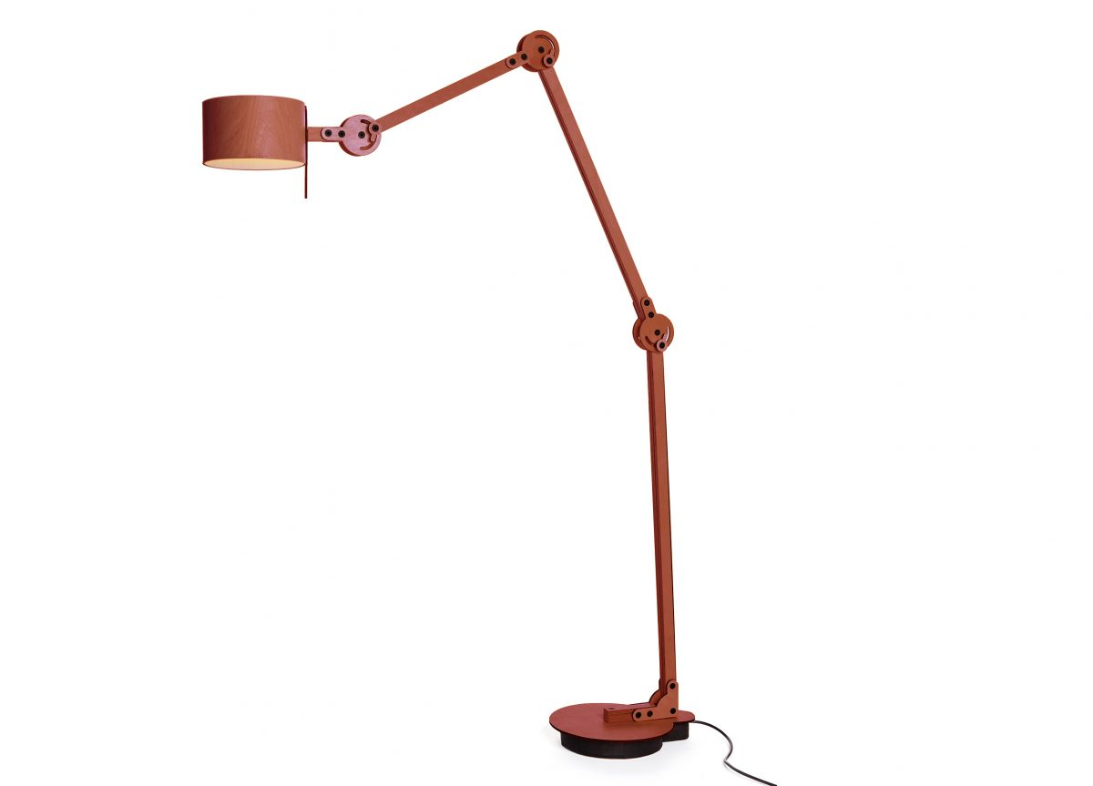 24mm Circle Arc floor lamp double
