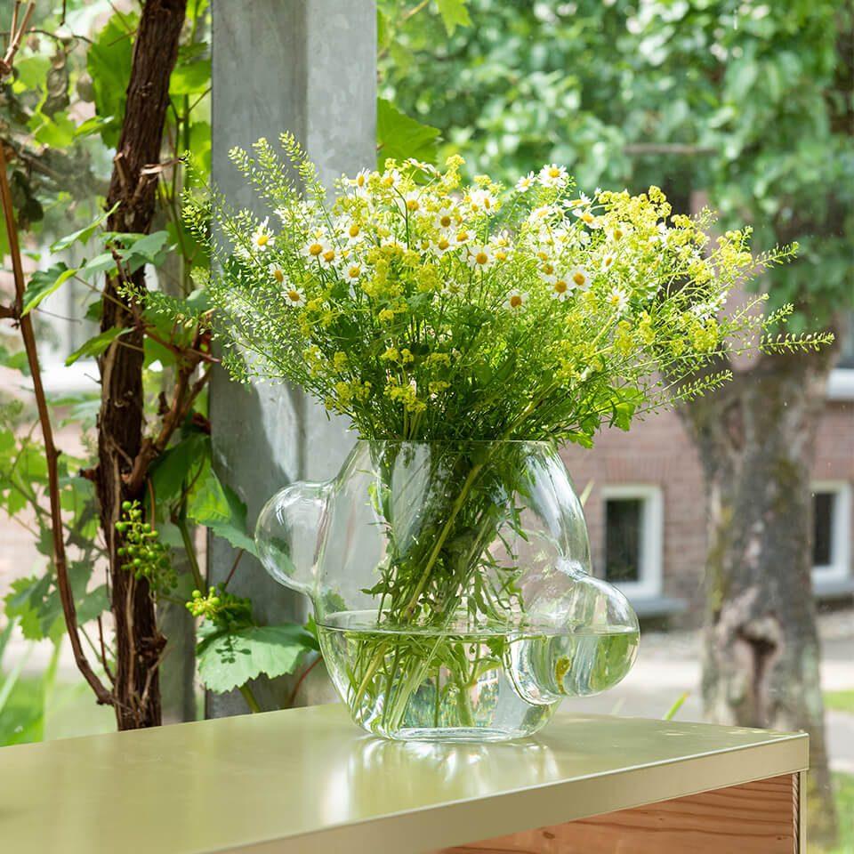 Local Habitat Flower Vase