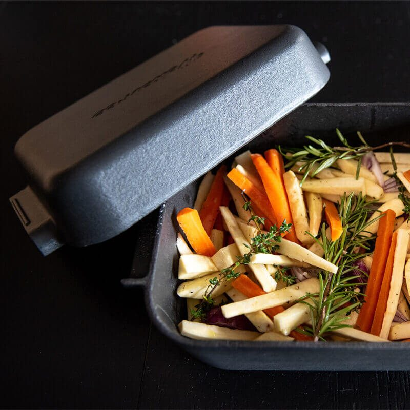 Oven Dish Baked Vegetables