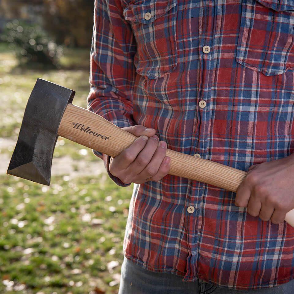 Weltevree Splitting Ax Wood Held