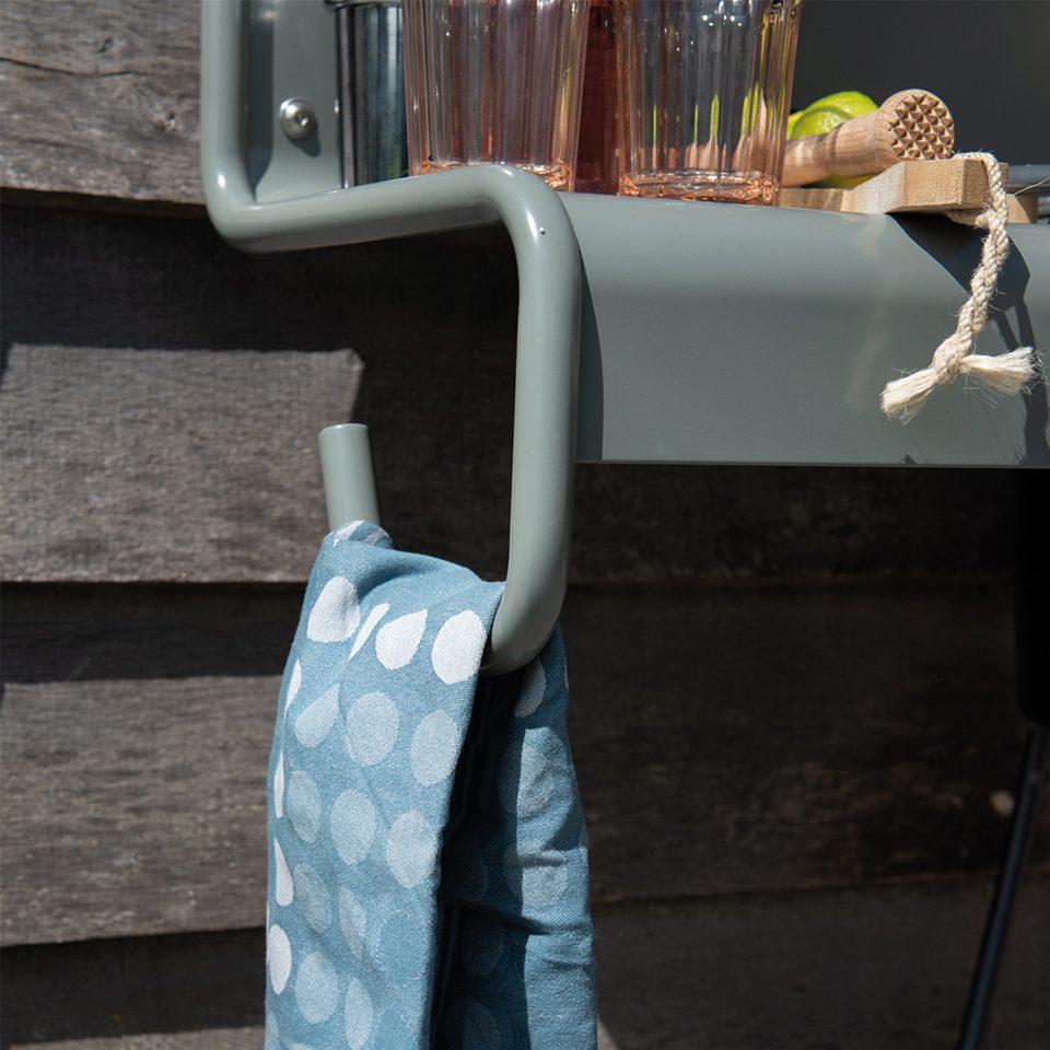 Weltevree Waterworks Detail Shot Haning Tea Towel