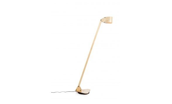 24mm Triangle floor lamp