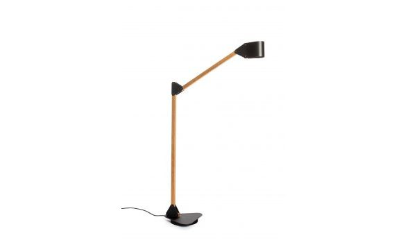 24mm Triangle floor lamp double