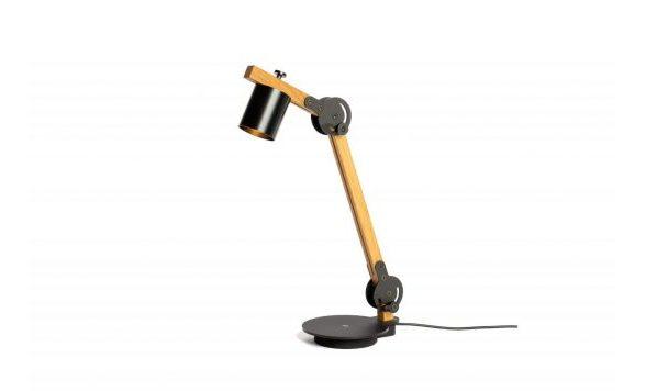 Circle spot table lamp