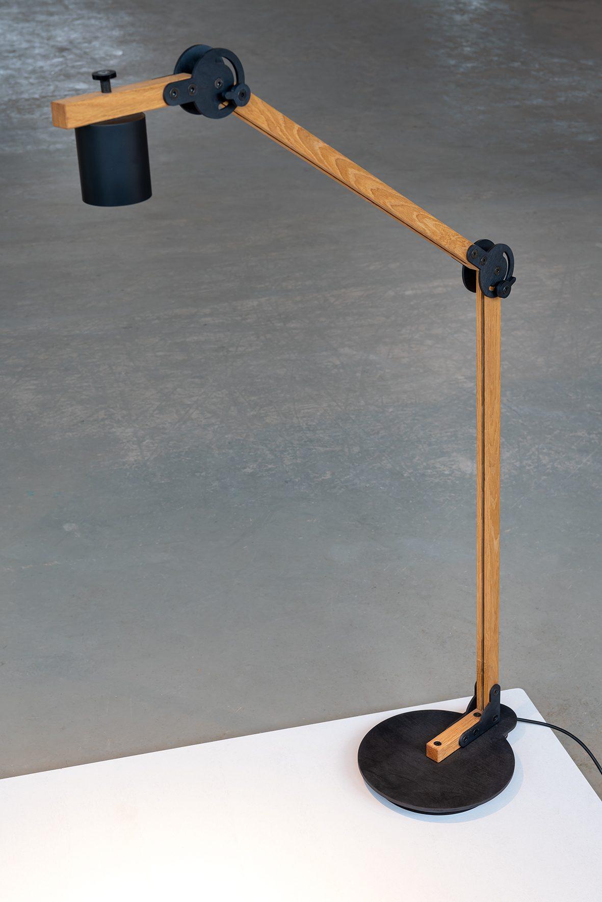 Circle Spot Floor Lamp Vloer Design Verstelbaar Modern Arend Groosman
