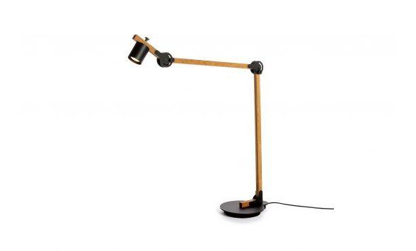 Circle spot floor lamp