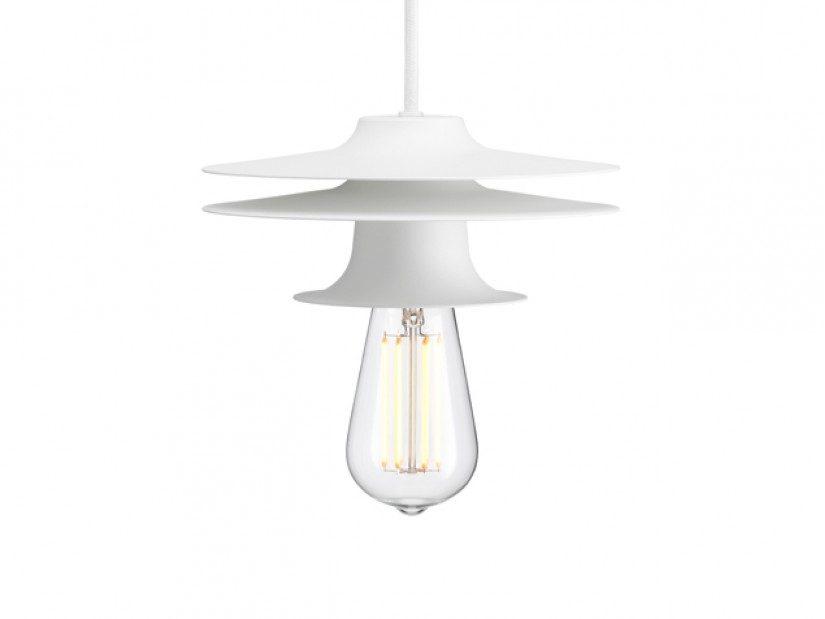 FIREFLY Tower Four Minimalistisch Hanglamp Wit Roijé Design Dutch