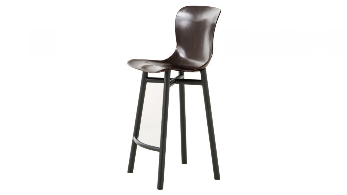 Functionals Wendela Barstool Black Design Low