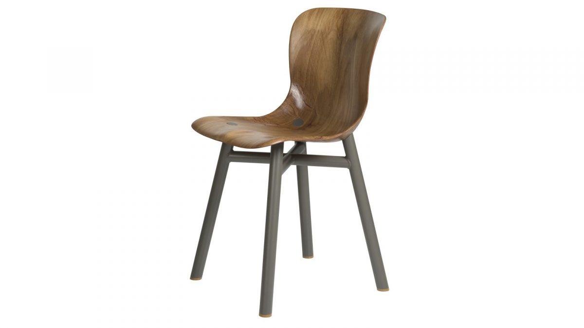 Functionals Wendela Chair Eetstoel Dark Light