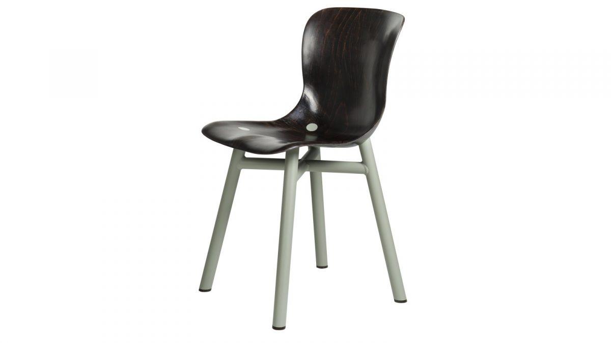 Functionals Wendela Chair Eetstoel Dutch Design Projectstoel Parallel Dark