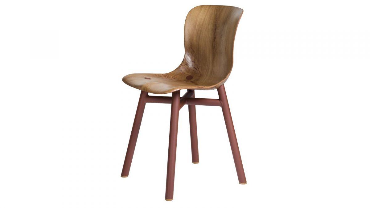 Functionals Wendela Chair Eetstoel Dutch Design Projectstoel Rust Light