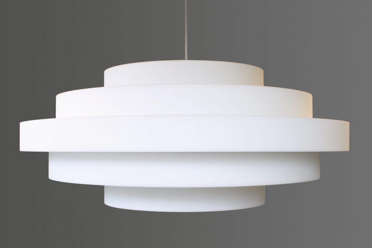 Retro Akoestische Designer Hanglamp KNAP Ontwerp Geluidsdempend Isoleer