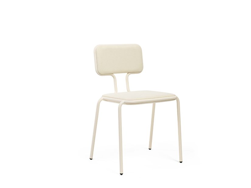 HEiGHT WiDTH CHAiR – off white