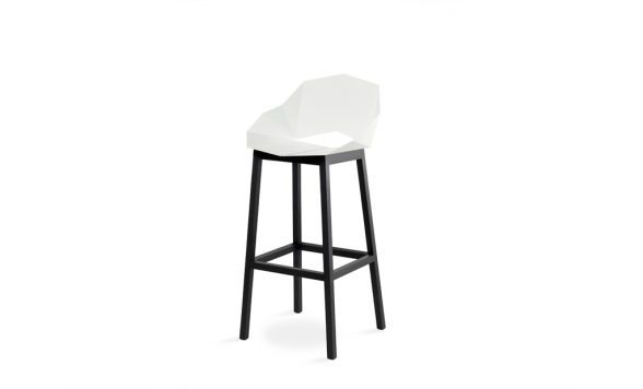 Seatshell barstoel