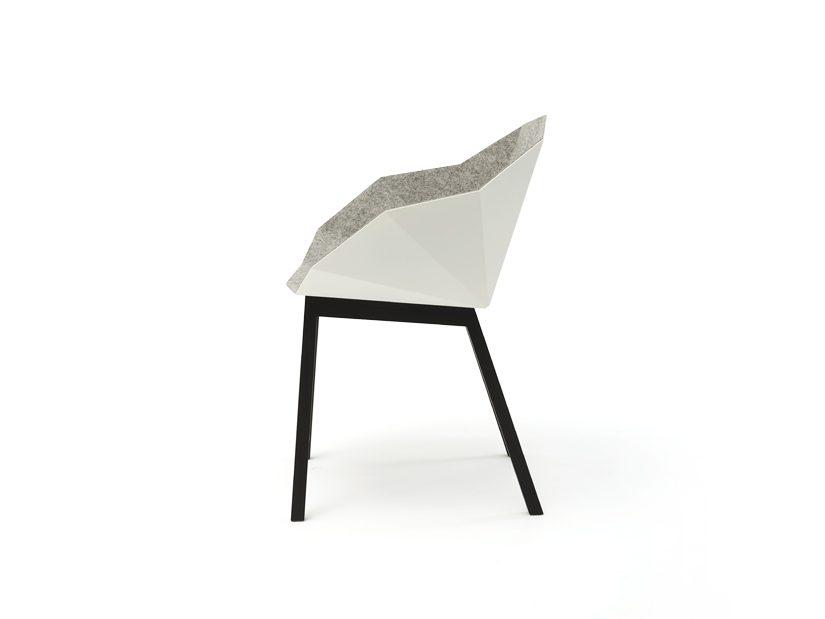 SEATSHELL Roijé Vilt Armchair Design