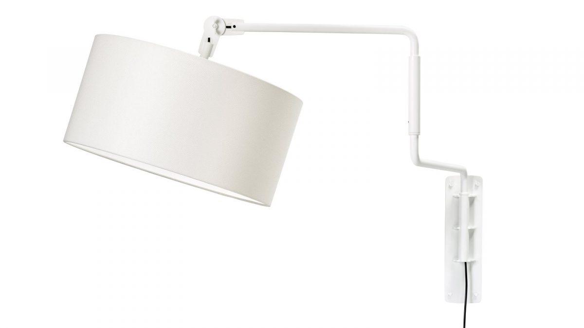Swivel Wall Lamp Functionals Wit Wit Design Wandlamp