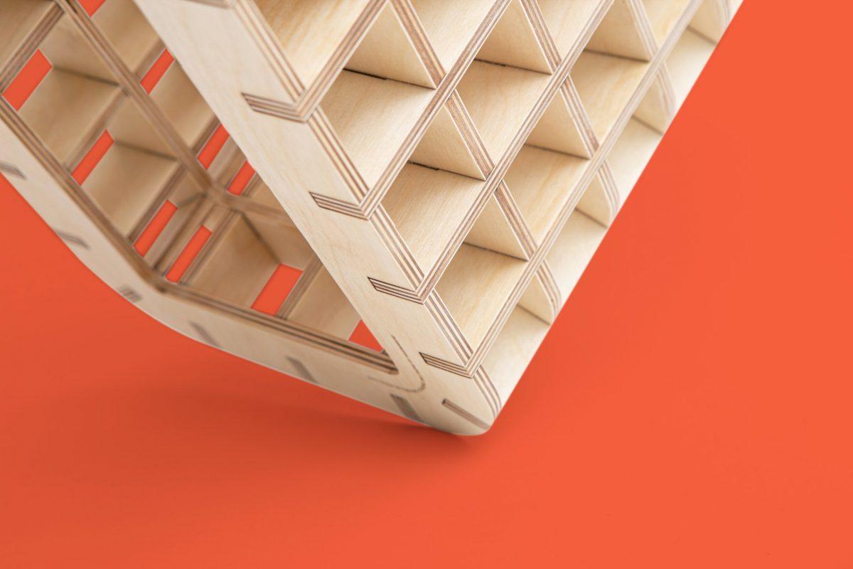 Waarmakers Ingrid Thuiswerkmeubel Bijzettafel Kruk Design