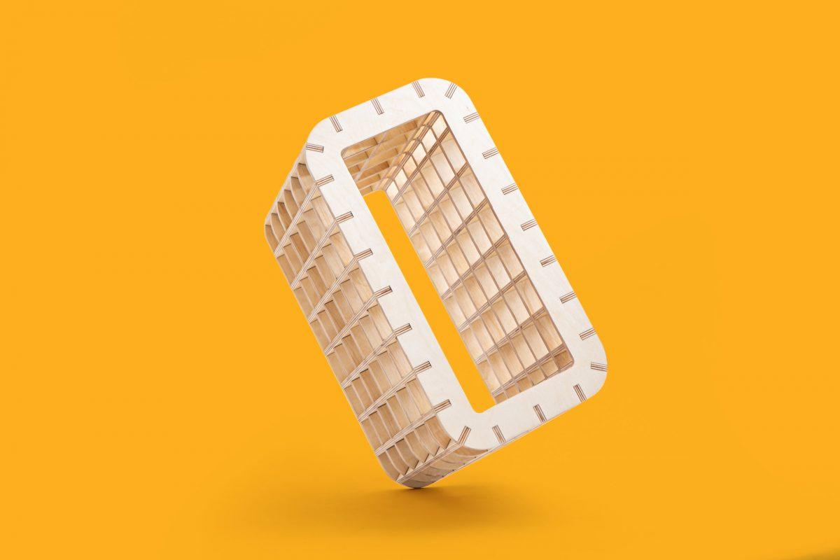 Waarmakers Ingrid Thuiswerkmeubel Bijzettafel Kruk Design Dutch