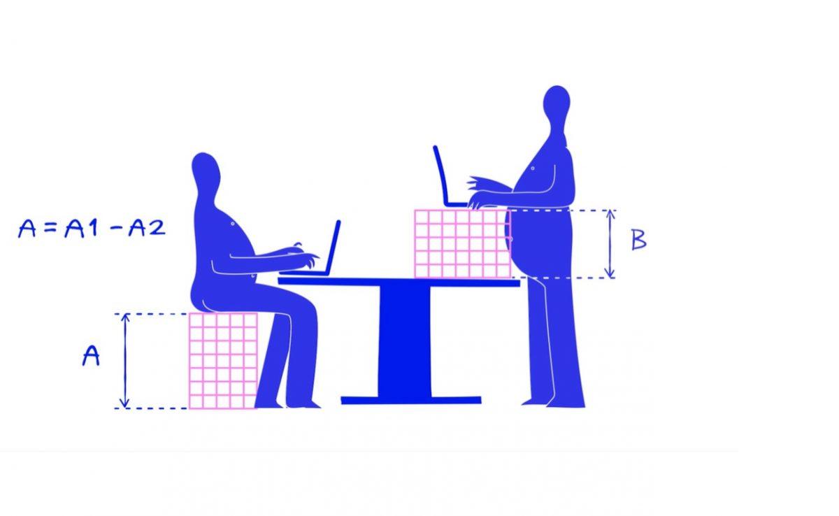 Waarmakers Ingrid Thuiswerkmeubel Bijzettafel Kruk Design Dutch Comfortabel Zit Sta Ergonomisch Bureau Afmetingen