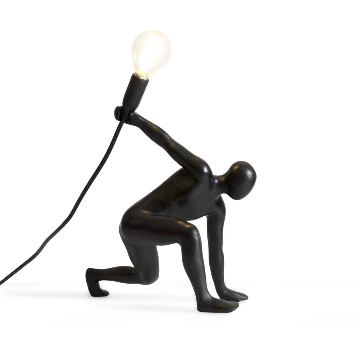 Werkwaardig Dancer Lamp Bureaulamp Tafellamp Dutch Design Creatief