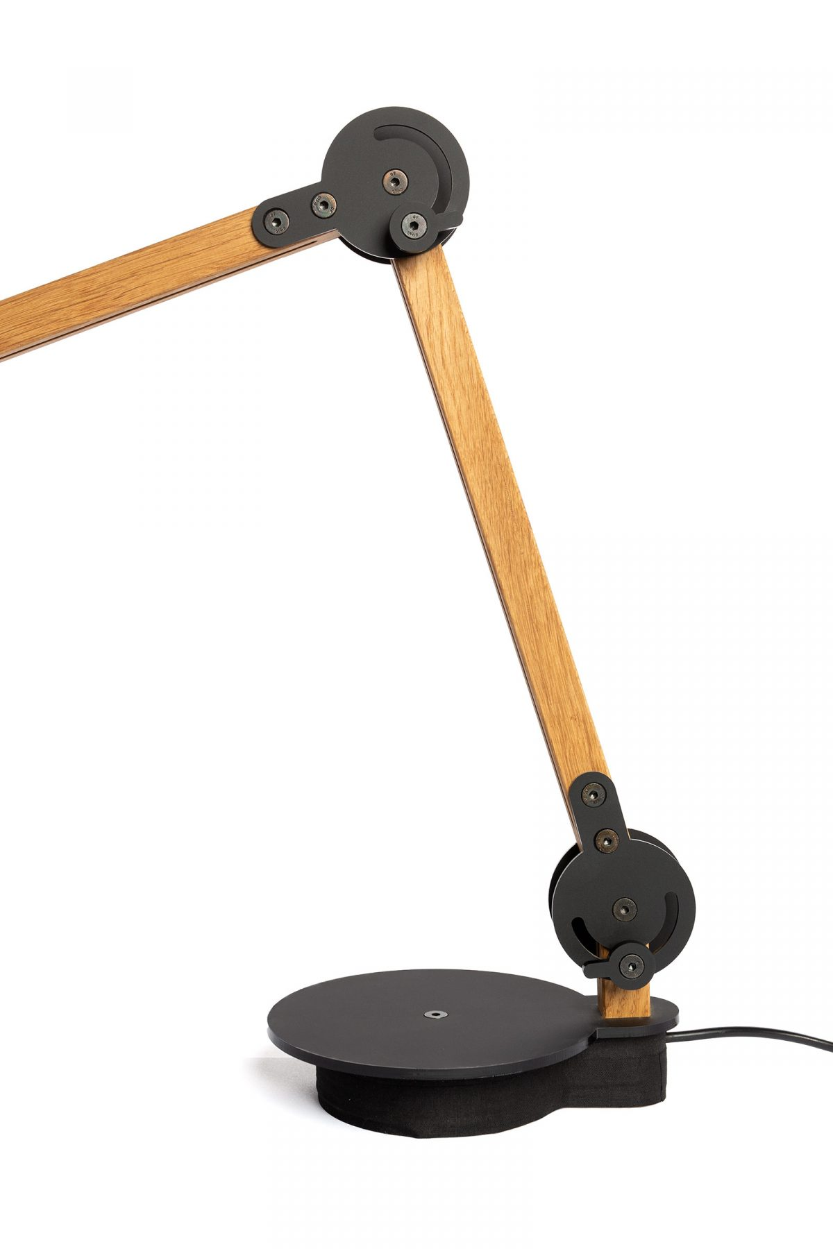 Circle Spot Table Lamp Double Arend Groosman Design Flexibel Bureaulamp