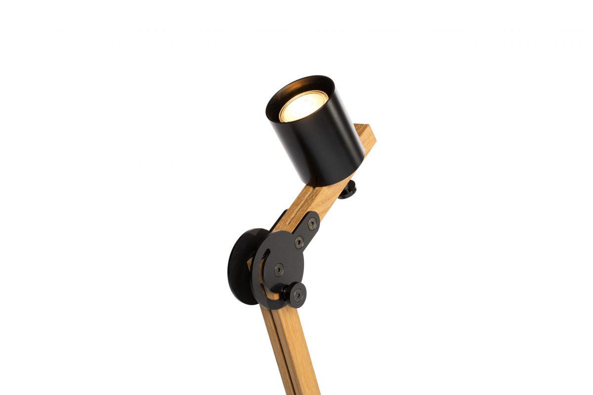 Circle Spot Table Lamp Double Arend Groosman Design Flexibel Bureaulamp Gebruiksvriendelijk