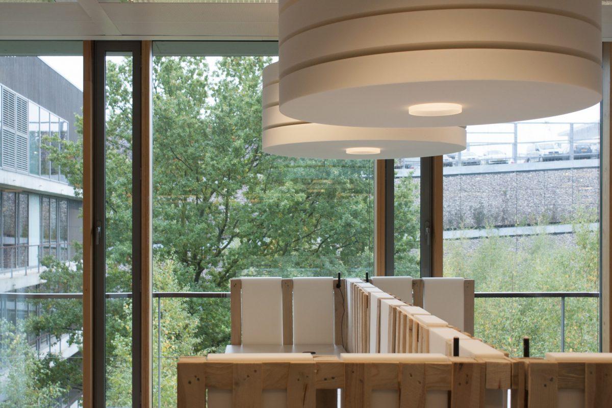 Round And Round Lamp Akoestisch Project Akoestiek Design Werkruimte