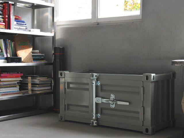 Sander Mulder Pandora Kast Cabinet Modern Kist