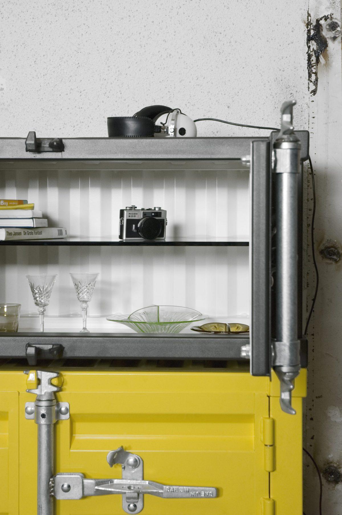 Sander Mulder Pandora Kast Cabinet Modern