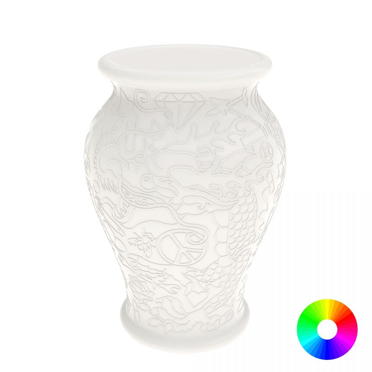 Ming vase LED