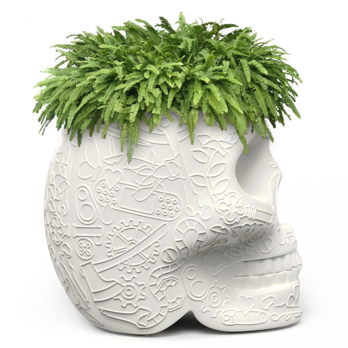 Mexico planter & cooler