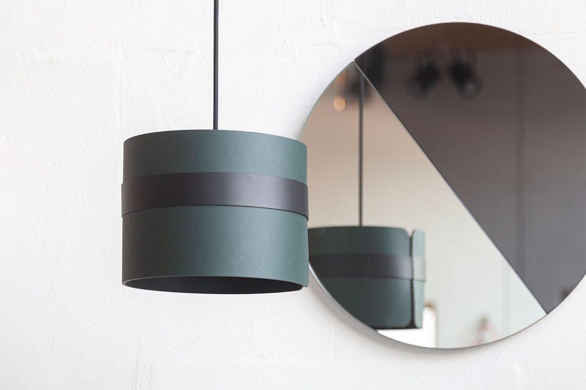Vij5 Hanglamp Detail Donkergroen Modern Dutch Design Conifeer Conifer