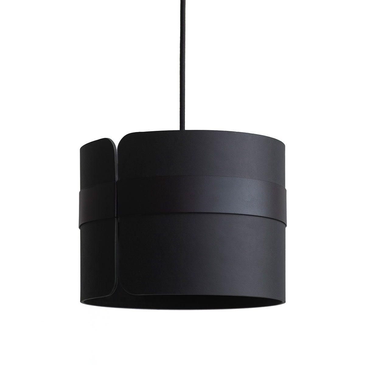 Zwart Houtskool Hanglamp Black Verlichting Vij5 Malda