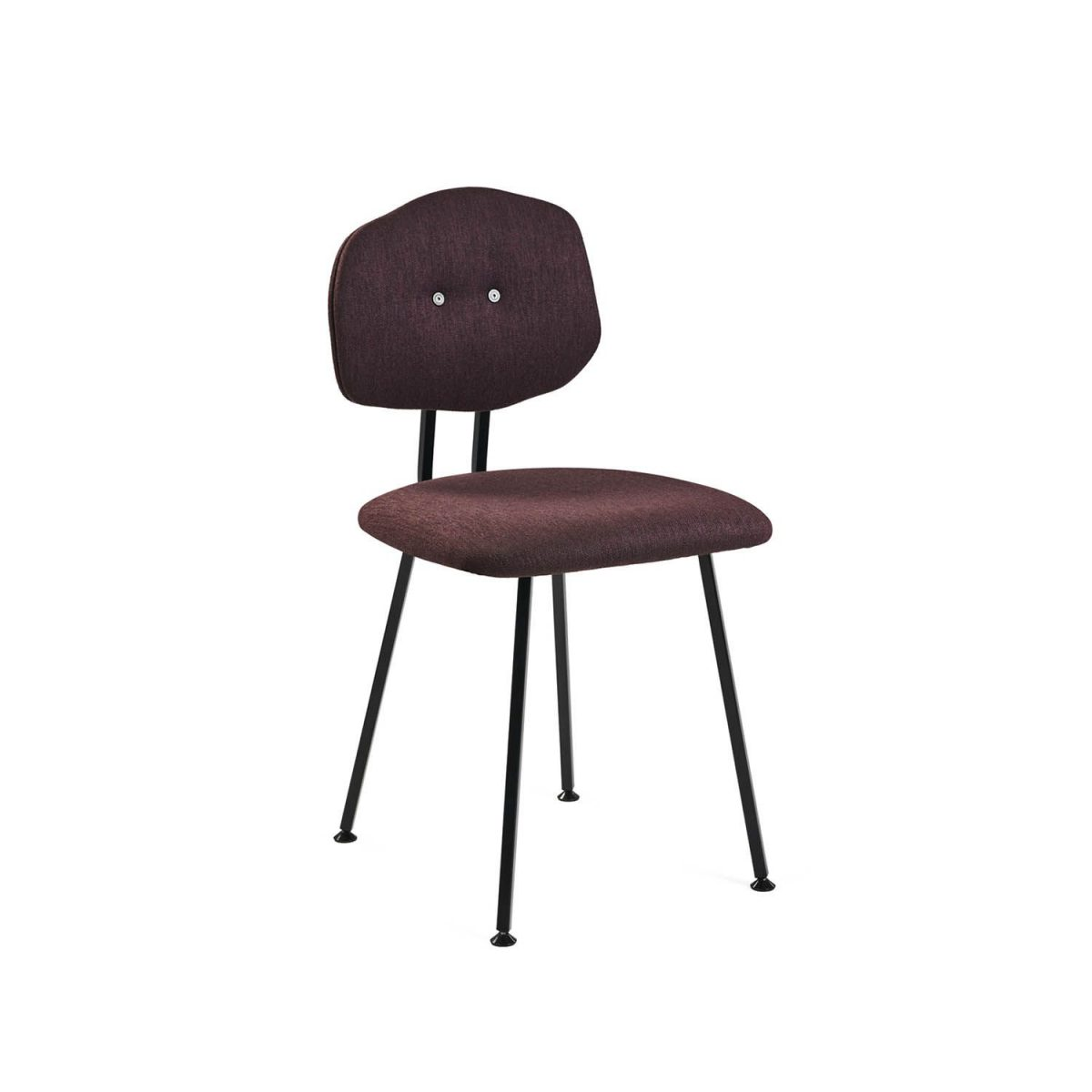 Aubergine Paars Maarten Baas 101 Stoel Projectstoel