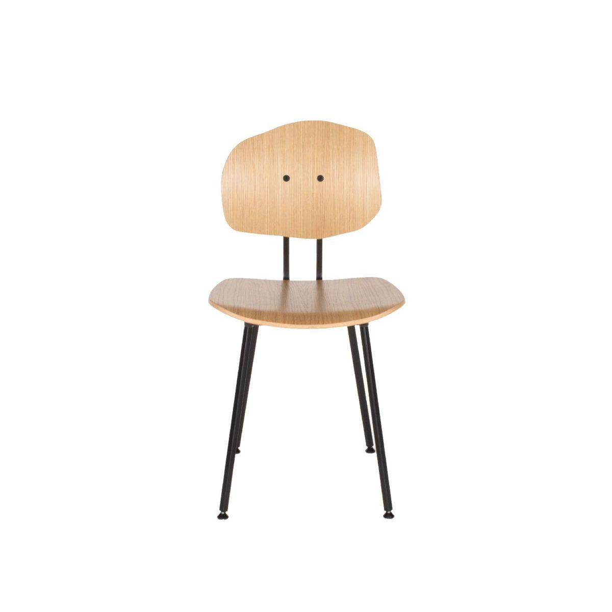 Maarten Baas 101 Chair Stoel Kantoor Dutch Design Eettafelstoel D