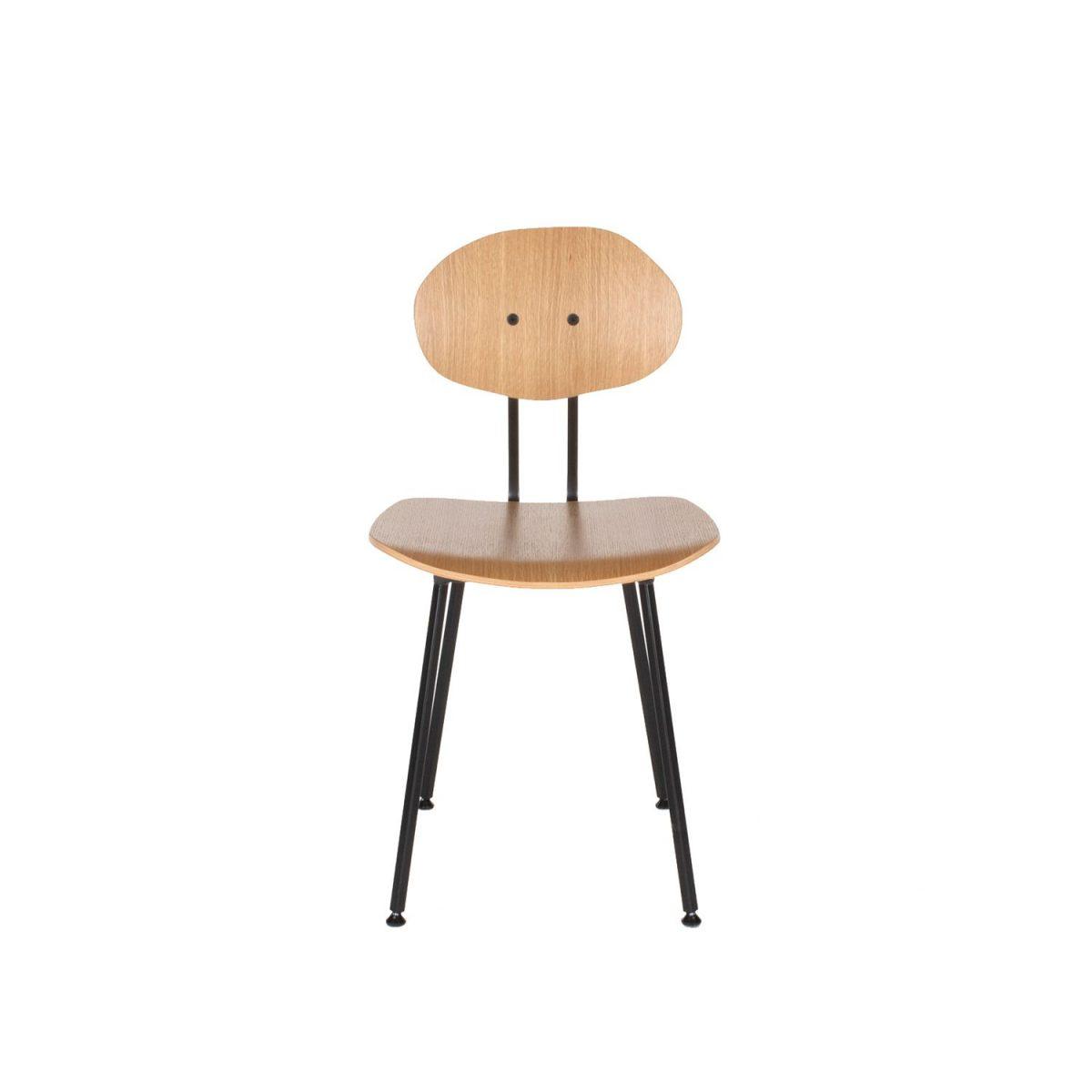 Maarten Baas 101 Chair Stoel Kantoor Dutch Design Restaurant Eettafelstoel G