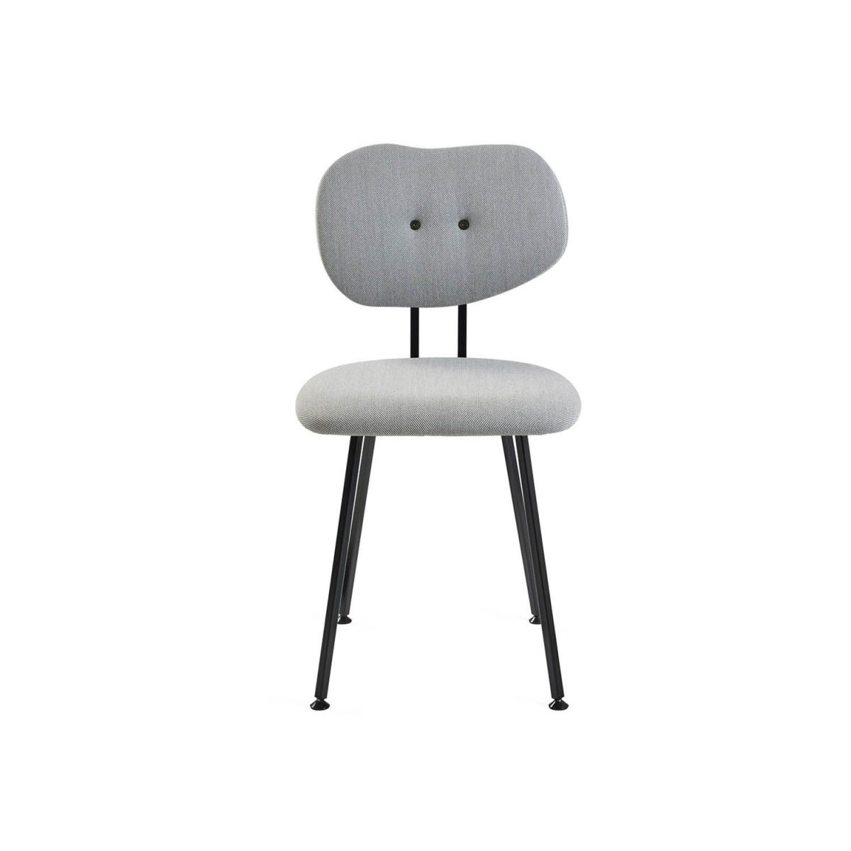 Maarten Baas 101 Stoel Lensvelt Project Grijs Projectstoel