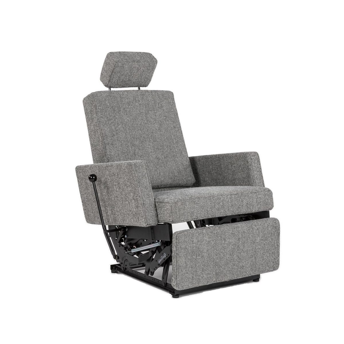 Atelier Van Lieshout Lazy Modernist Loungestoel Comfortabel