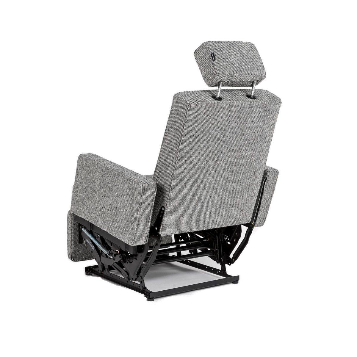 Lensvelt Atelier Van Lieshout Lazy Modernist Loungestoel Fauteuil Comfort Werkplek