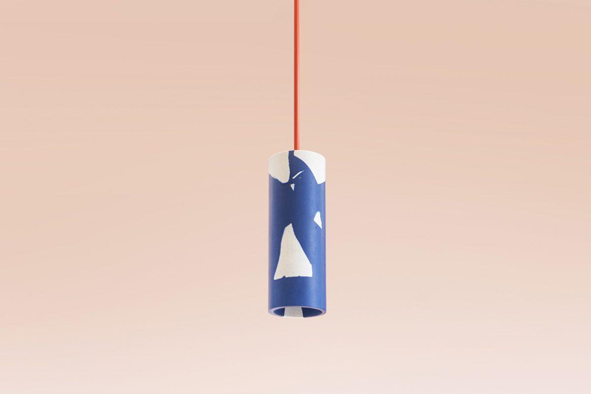 Recast Hanglamp Waarmakers Blauw 1