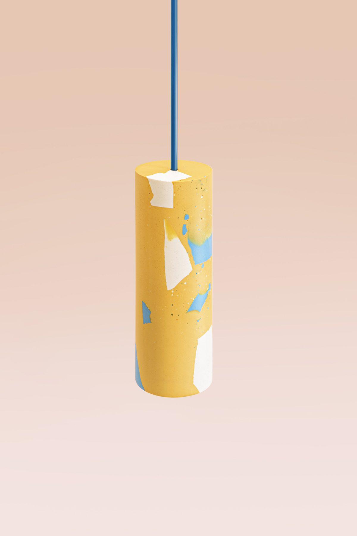 Recast Hanglamp Waarmakers Geel 1